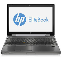 HP Elitebook 8560W - Dream Color
