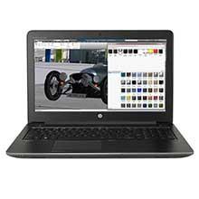 HP Zbook 15 G4 - VGA M2200
