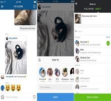 Cách nhắn tin và đọc tin nhắn trên instagram trên máy tính laptop