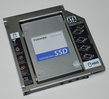 Cách cài đặt và sử dụng ổ ssd cho laptop và pc