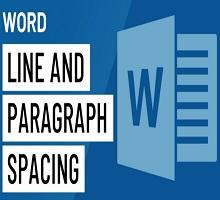 Cách điều chỉnh giãn khoảng cách giữa các dòng trong word 2010