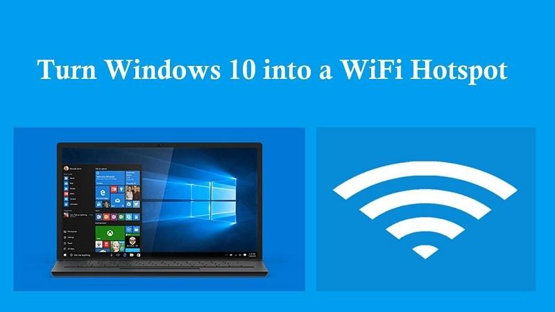 Cách biến laptop thành trạm phát wifi