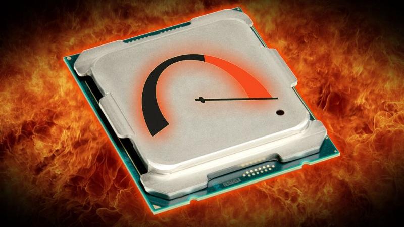 CPU bị nóng gây ảnh hưởng đến thiết bị