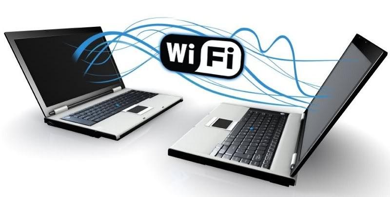 Cách phát wifi đơn giản trên laptop
