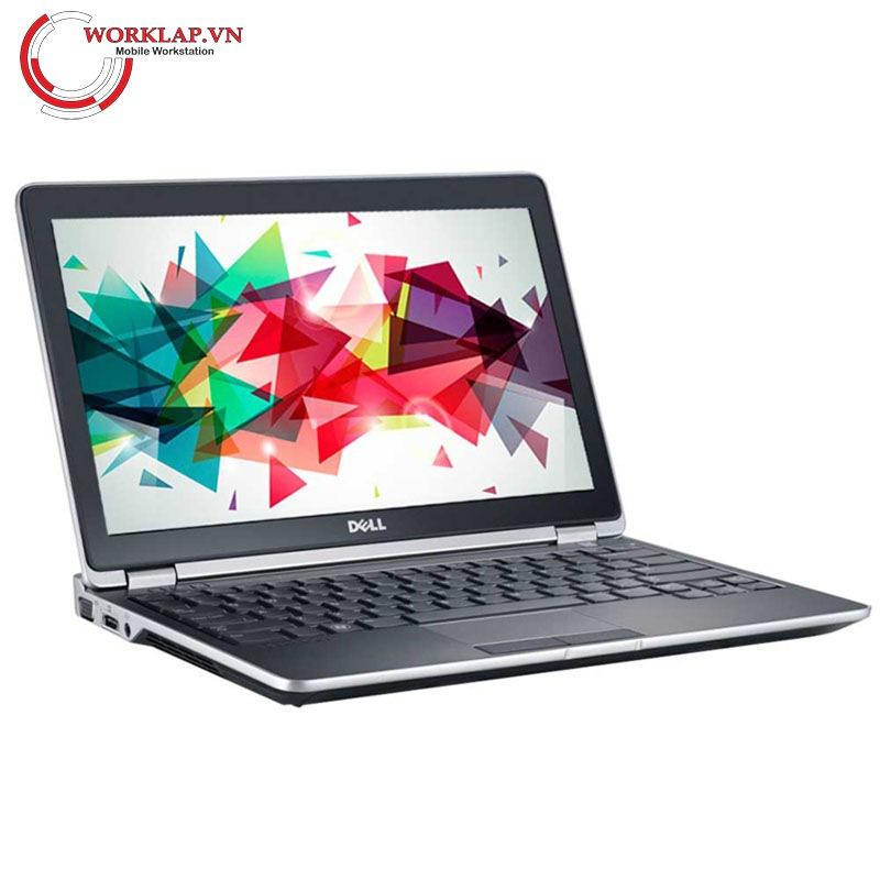 Laptop Dell sở hữu màn hình hiện đại