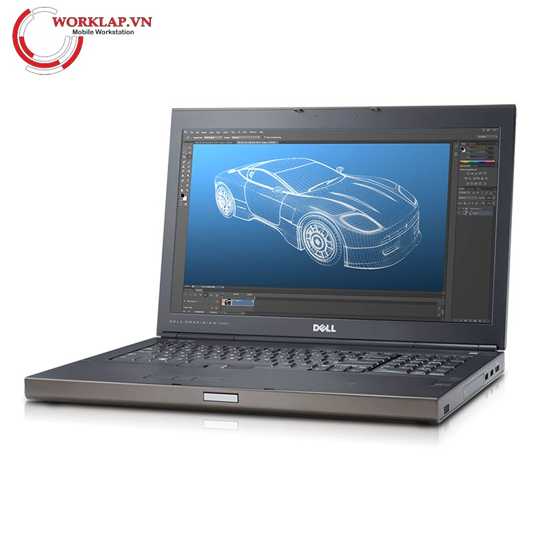 Dell Preicision M4800 - Laptop giá rẻ