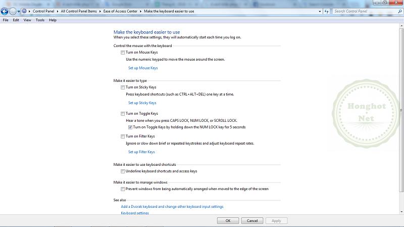 Mỗi hệ điều hành lại có cách sửa khác nhau