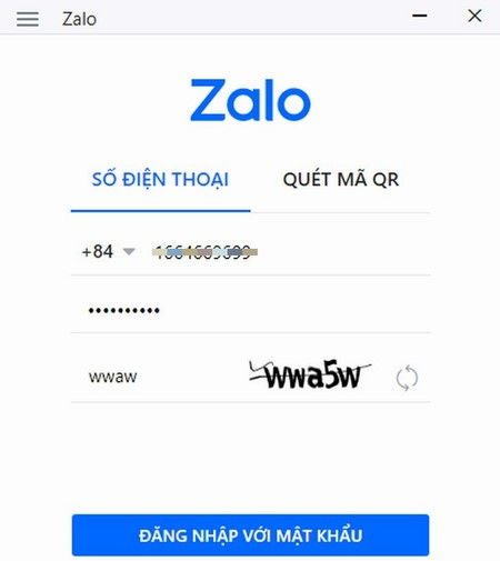 Hướng dẫn cách đồng bộ tin nhắn Zalo từ điện thoại sang máy tính