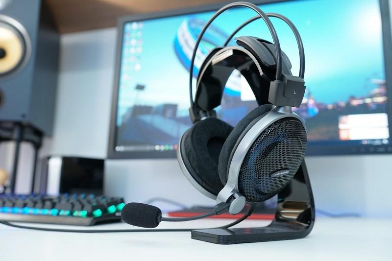 Kết nối tai nghe với máy tính để bàn